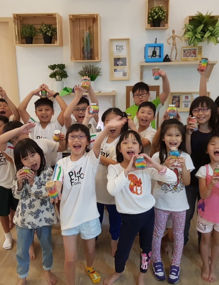 holiday programme for primary children, enrichment, primary, rosyth, east spring, nan hua, pei chun