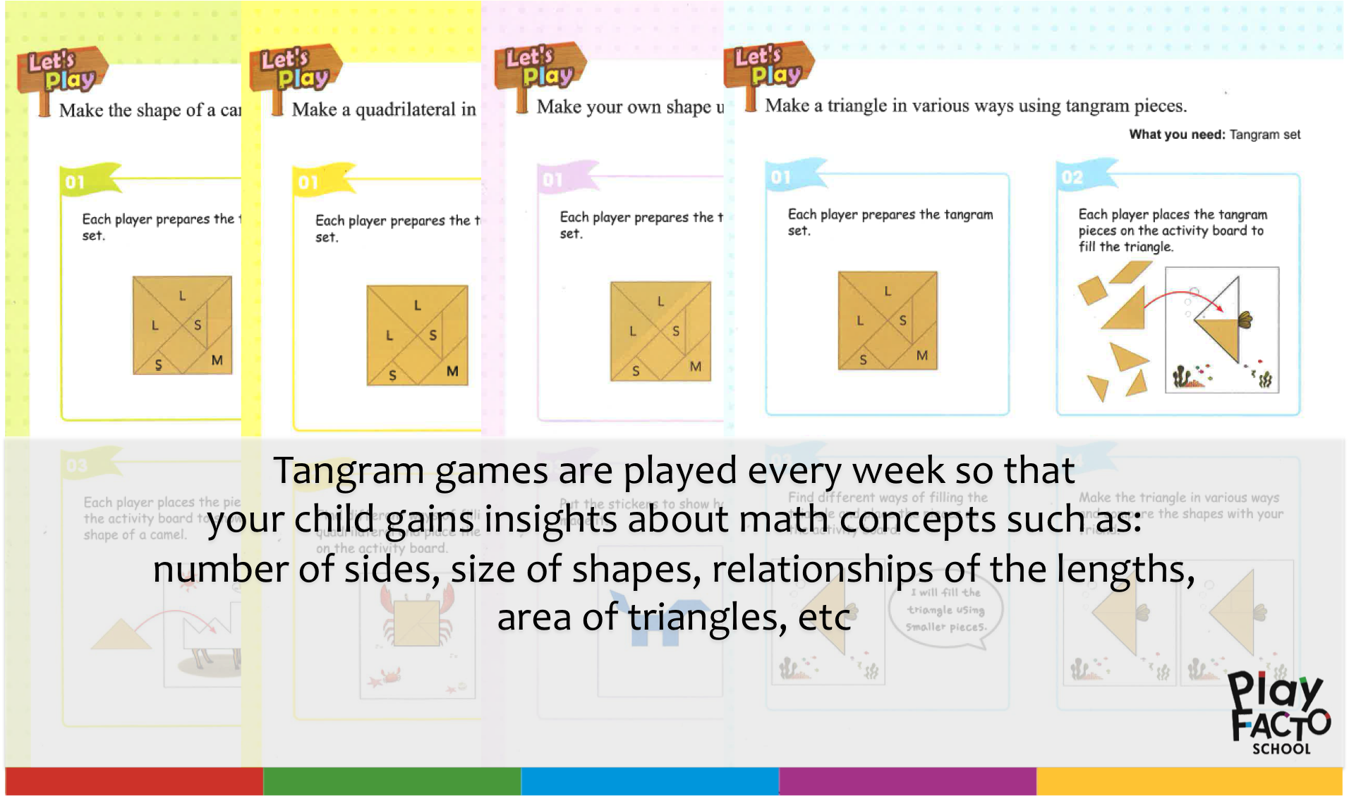 math games for children 3 - 5 years